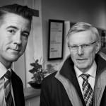 Martin Valfridsson och Jörgen Ljung