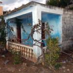 Det kommer att ta lång tid att återställa de enkla husen som skadats svårt av översvämningen