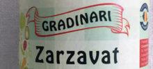grönsaksburk från Gradinar