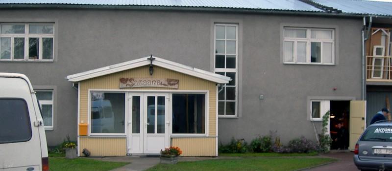 Samaaria hemmet i Haapsalu - 2006